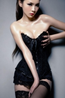 Escort  Qing from Mayfair